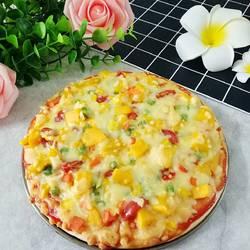 水果披萨的做法[图]