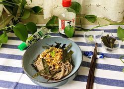 日式荞麦凉面