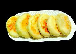 蔬菜牛肉饼