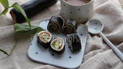 肉松海苔卷的做法图解11