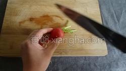 糖醋樱桃小萝卜的做法图解2