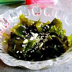 凉拌螺旋藻
