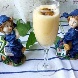 百香哈密瓜汁