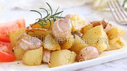 迷迭香烤土豆的做法图解17