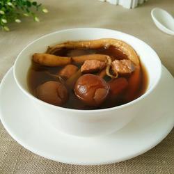 人参桂圆瘦肉汤