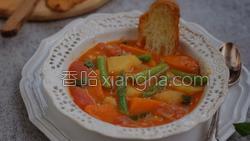 法式蔬菜汤的做法图解19