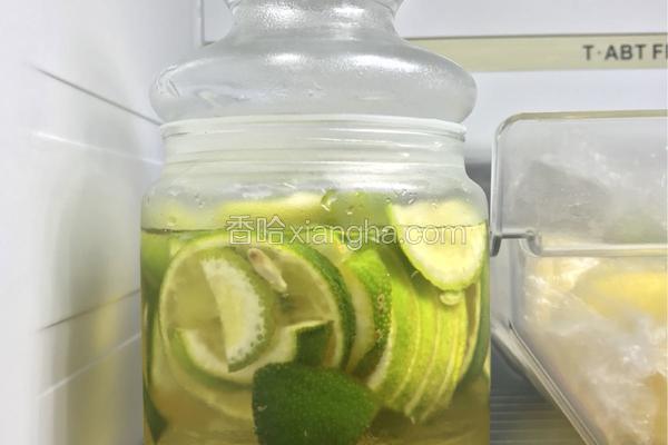 简单好做的[柠檬酱],夏天美白必备。