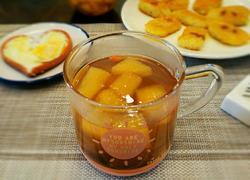 山楂苹果茶