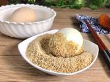 鸡蛋芝麻盐儿的做法[图]