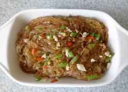 蒜蓉粉丝(一分钟出锅的快手菜)