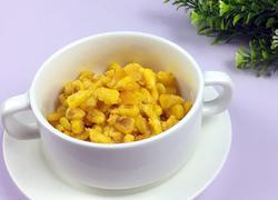 咸蛋黄焗玉米