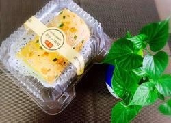 香葱肉松蛋糕卷