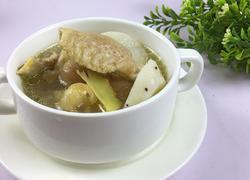 淮山桂圆鸡汤