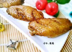 微波炉烤蜜汁鸡翅