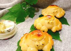 猪油螃蟹面包