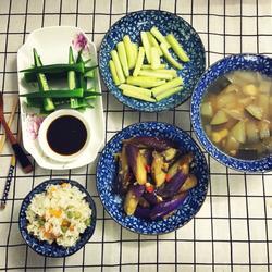藏茶冬瓜山药祛湿健脾胃汤