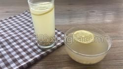 柠檬薏米水的做法图解8