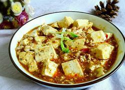 家常麻辣豆腐