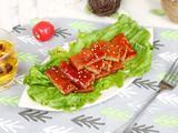 蜜汁猪肉脯的做法[图]