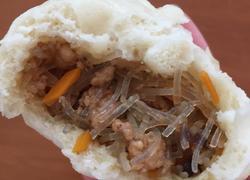 香菇粉丝猪肉包子