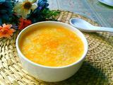 南瓜小米粥的做法[图]