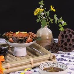 【元·煮蟹】秋分到 螃蟹肥 吃蟹黄 补身体
