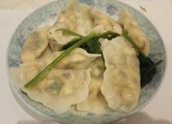小葱香菇豆腐馅水饺