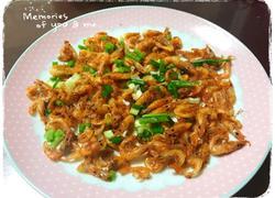 香酥小毛虾
