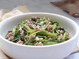 肉末炒空心菜的做法[图]