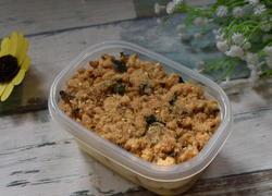 肉松海苔蛋糕盒子