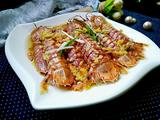 清蒸蒜香皮皮虾的做法[图]