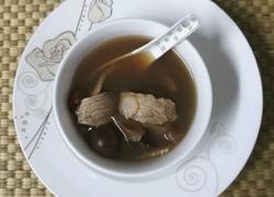 红枣花旗参桂圆瘦肉汤