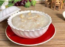 百合粳米粥