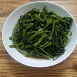 素炒藤藤菜