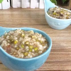 生地黄绿豆粥的做法[图]