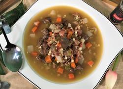苏格兰羊肉汤