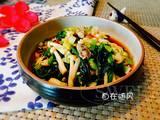 菠菜拌牡蛎的做法[图]