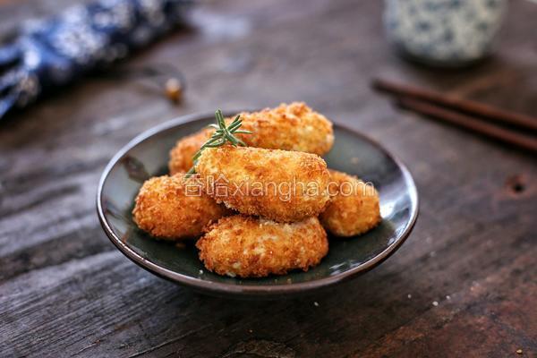 香酥芋泥卷