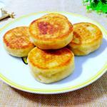 黑芝麻红薯发面饼的做法[图]