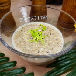卡布奇诺蘑菇汤