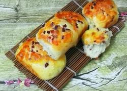 牛肉芝士面包(一次性发酵)