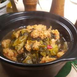酸菜小酥肉的做法[图]