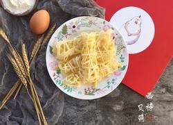 香蕉另类吃法-蕾丝蛋卷
