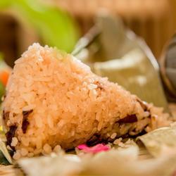 玫瑰蜜粽||五月五日午,莹白稻米绕花香,一口甜粽思故乡