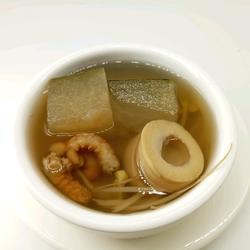 纤体食谱 宝藏冬瓜汤 补充矿物质