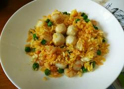 豪华黄金蛋炒饭