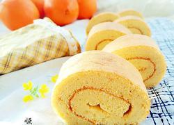 甜橙小四卷