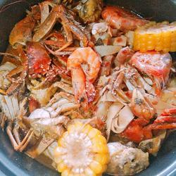 肉蟹煲的做法[图]