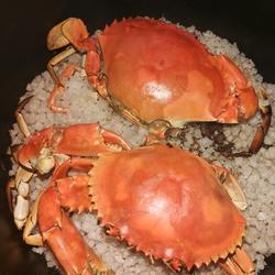 盐焗青螃蟹