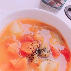 纯素苏泊汤